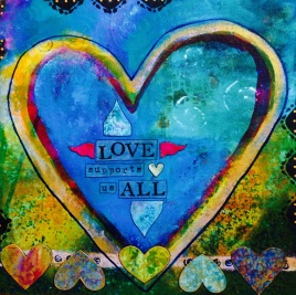 """❤️Sold, """"LOve all"""""""