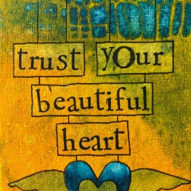 Your Beautiful Heart - sold